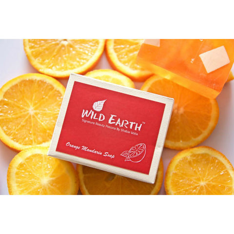 Exotic Orange Mandarin Soap