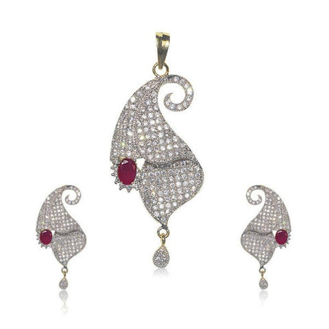 Glittering Locket Set for Women - Giftingnation - 1