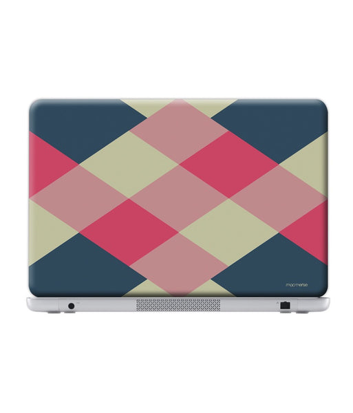 Criss Cross Tealpink Skin for Lenovo Y500