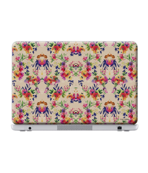 Floral Symmetry Skin for Lenovo Y50-70