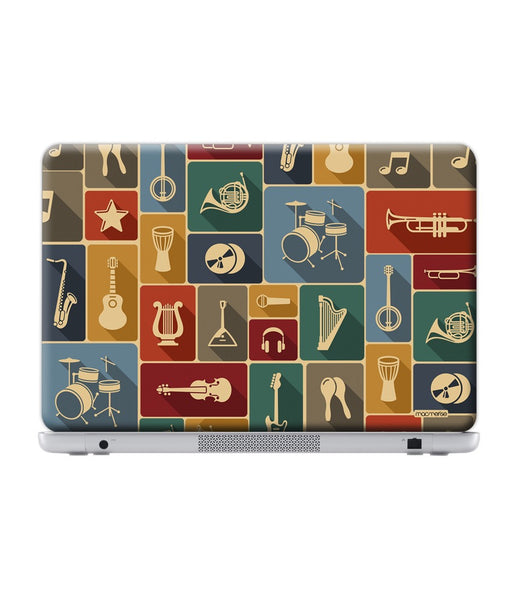 Love for Music Skin for Lenovo Y500