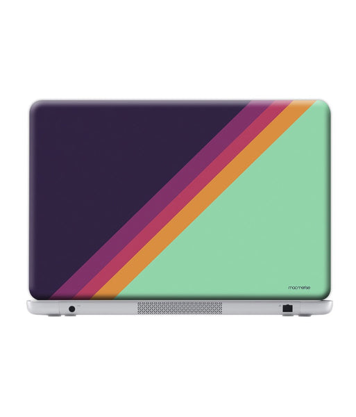 Slope Stripes Purple Skin for Lenovo Thinkpad X230