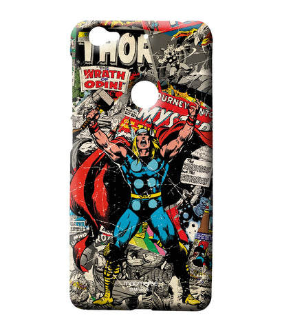 Comic Thor Sublime Case for LeTV Le 1S - Giftingnation