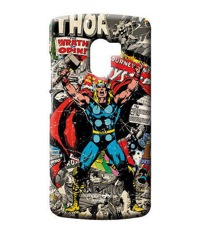 Comic Thor Sublime Case for Lenovo K4 Note - Giftingnation