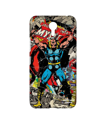 Comic Thor Sublime Case for Lenovo Zuk Z1 - Giftingnation
