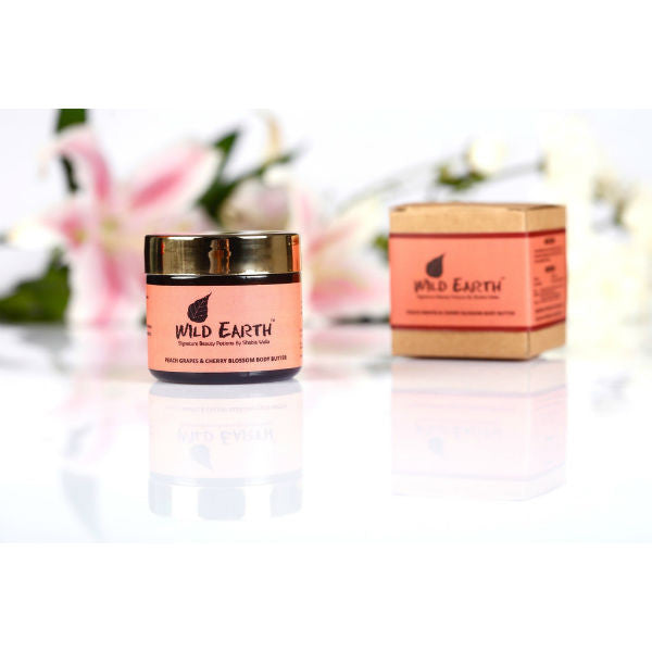 Peach Grapes Cherry Blossom Body Butter