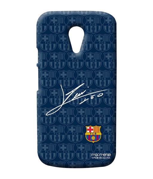 Autograph Messi Sublime Case for Moto G2 - Giftingnation