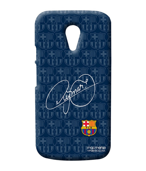 Autograph Neymar Sublime Case for Moto G2 - Giftingnation