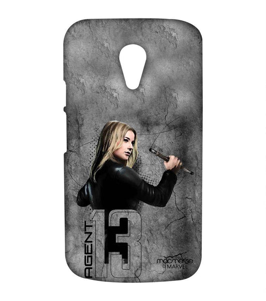 Agent 13 Sublime Case for Moto G2 - Giftingnation