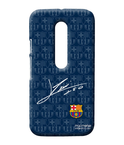 Autograph Messi Sublime Case for Moto G Turbo - Giftingnation