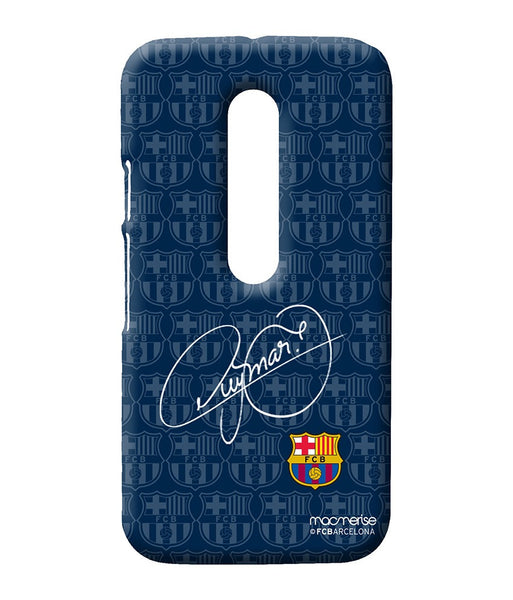 Autograph Neymar Sublime Case for Moto G Turbo - Giftingnation