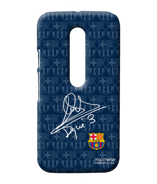 Autograph Pique Sublime Case for Moto G Turbo - Giftingnation