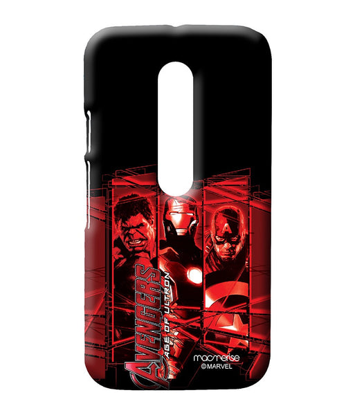 Age of Ultron Sublime Case for Moto G Turbo - Giftingnation