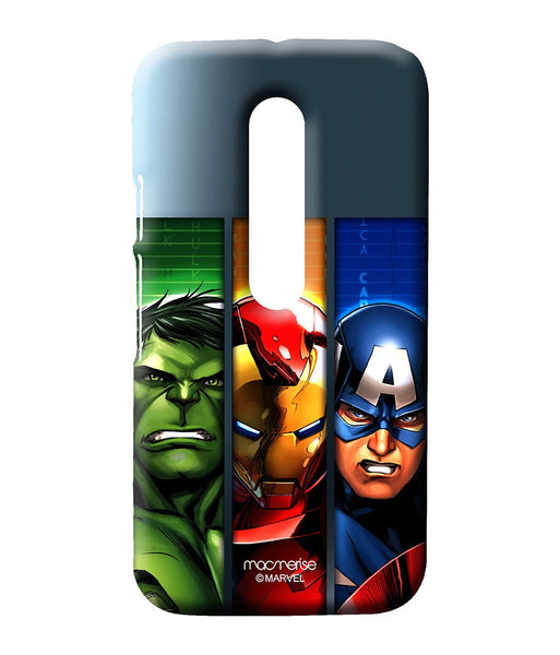 Avengers Angst Sublime Case for Moto G3 - Giftingnation