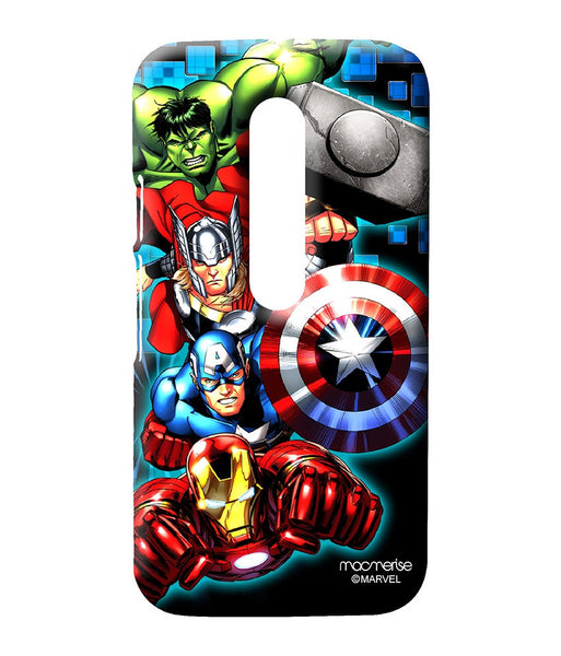 Avengers Fury Sublime Case for Moto G Turbo - Giftingnation