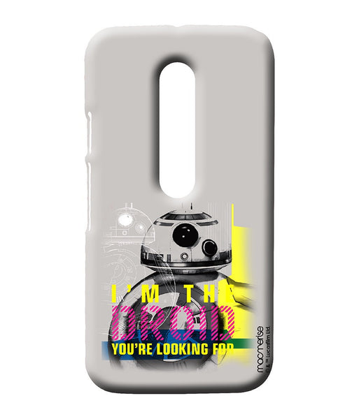 Astromech Droid Sublime Case for Moto G3 - Giftingnation
