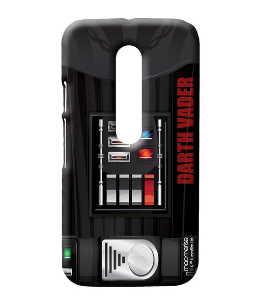 Attire Vader Sublime Case for Moto G Turbo - Giftingnation