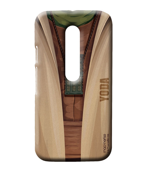 Attire Yoda Sublime Case for Moto G3 - Giftingnation