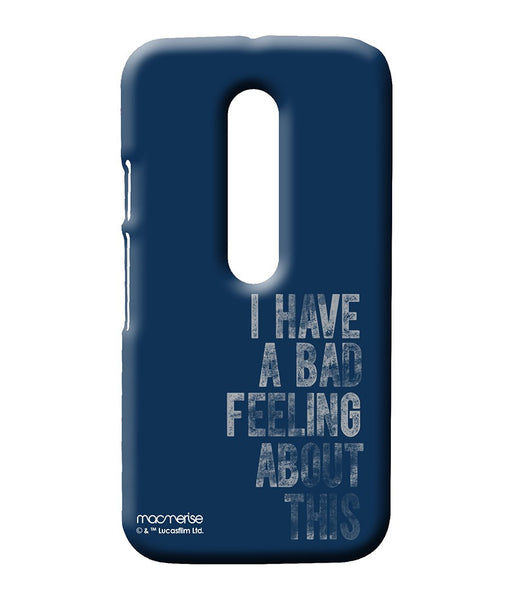 Bad Feeling Sublime Case for Moto G3 - Giftingnation