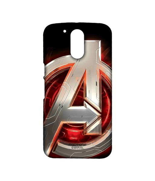 Avengers Version 2 Sublime Case for Moto G4 Plus - Giftingnation