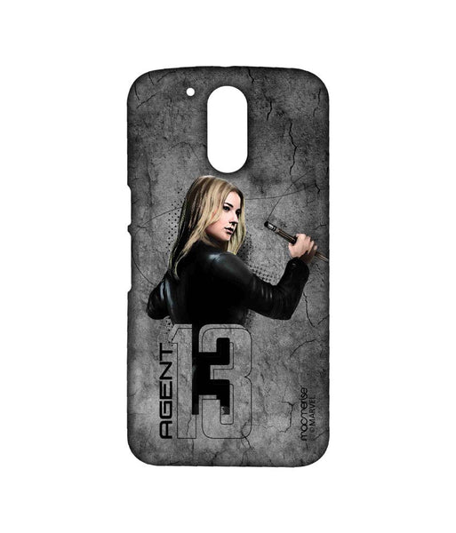 Agent 13 Sublime Case for Moto G4 Plus - Giftingnation