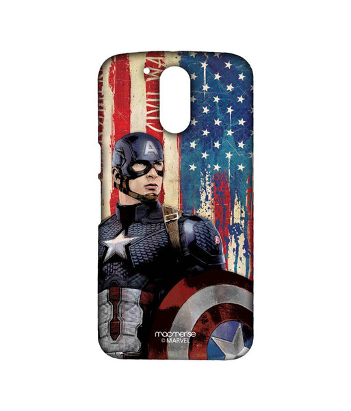American Captain Sublime Case for Moto G4 Plus - Giftingnation