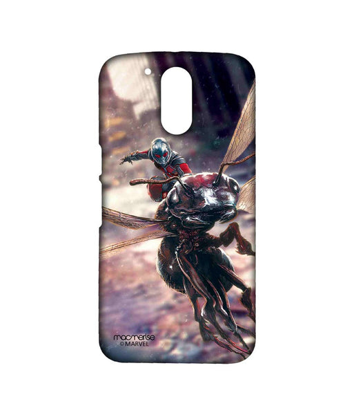 Antman crusade Sublime Case for Moto G4 Plus - Giftingnation