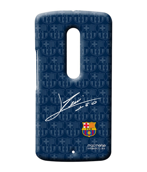 Autograph Messi Sublime Case for Moto X Play - Giftingnation