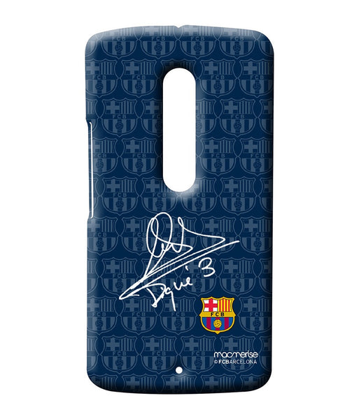 Autograph Pique Sublime Case for Moto X Play - Giftingnation