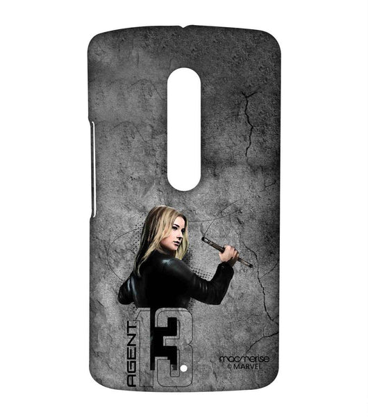 Agent 13 Sublime Case for Moto X Play - Giftingnation