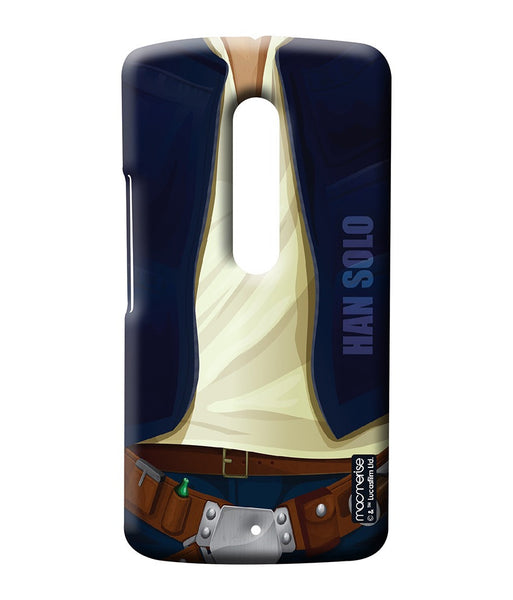 Attire Han Sublime Case for Moto X Play - Giftingnation