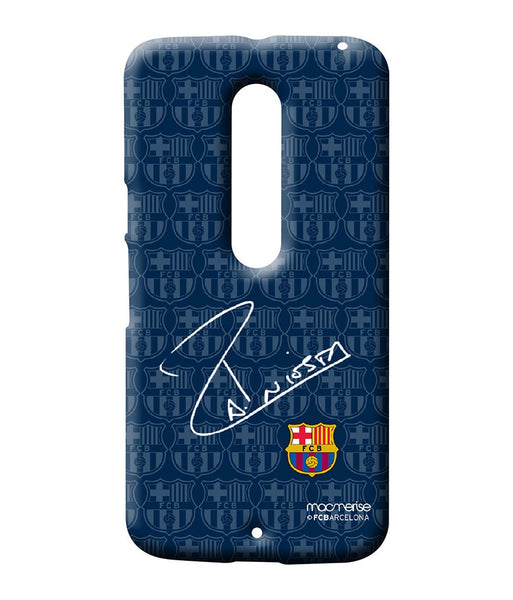 Autograph Iniesta Sublime Case for Moto X Style - Giftingnation