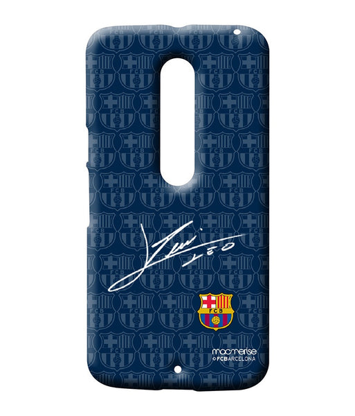 Autograph Messi Sublime Case for Moto X Style - Giftingnation