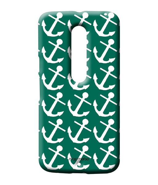 Anchor Green Sublime Case for Moto X Style - Giftingnation
