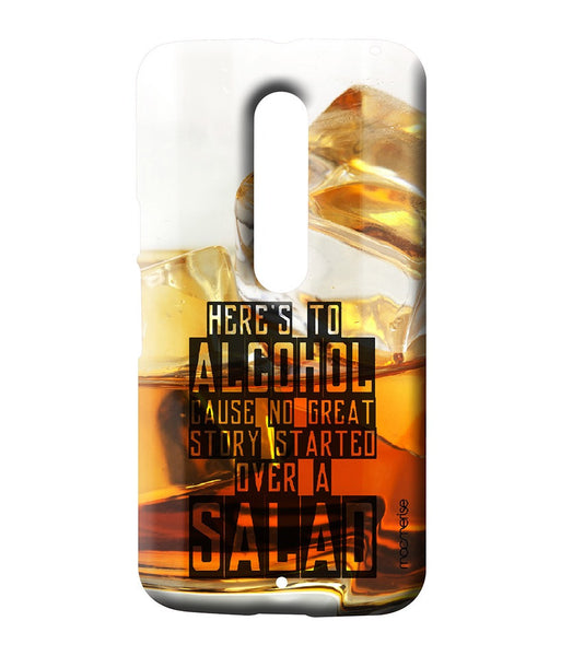 Alcohol Fact Sublime Case for Moto X Style - Giftingnation