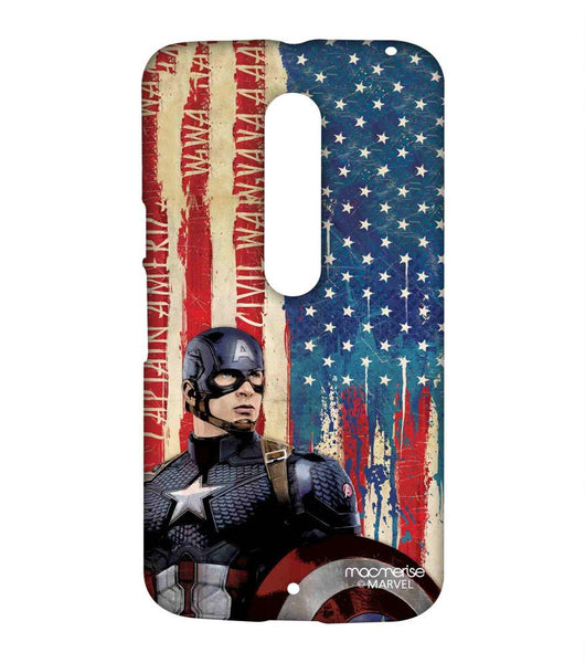 American Captain Sublime Case for Moto X Style - Giftingnation