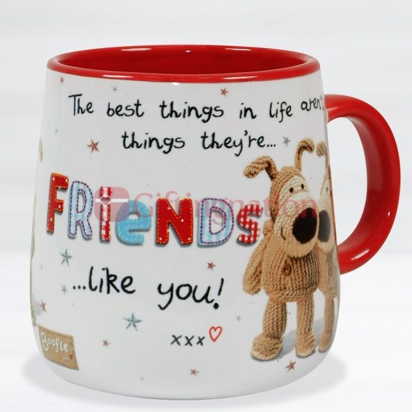 Gift for Friends Like You Boofle Mug - Giftingnation