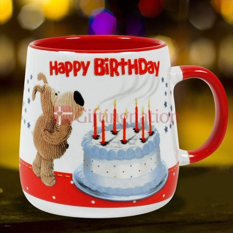 Happy Birthday Gift Boofle Coffee Mug - Giftingnation
