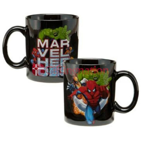 Marvel Heroes Ceramic Mug - Giftingnation