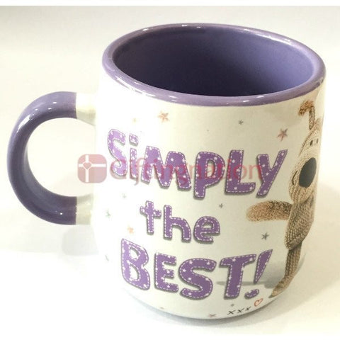 Simply the best Boofle Coffee Mug - Giftingnation
