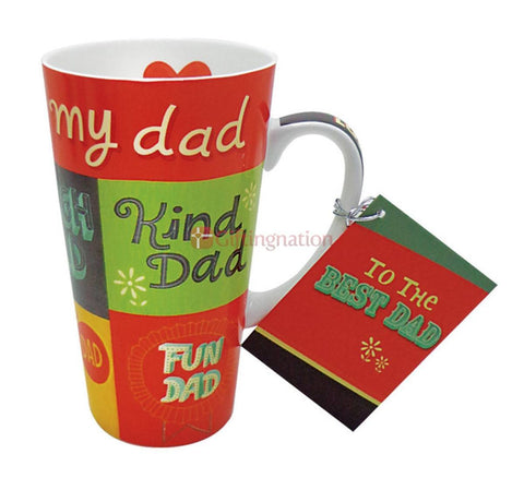 To The Best Dad Coffee Mug - Giftingnation
