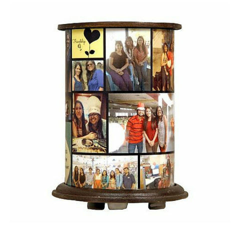 Personalised Small Photo Lamp - Giftingnation - 1