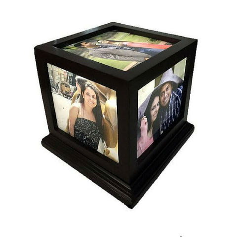 Personalised Cube Photo Lamp - Giftingnation - 1