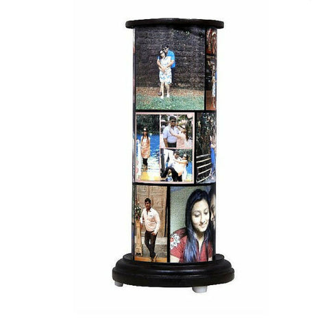 15 inch Personalised Photo Lamp - Giftingnation