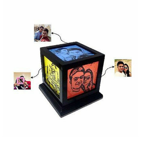 Colors of Life Photo Lamp - Giftingnation - 1