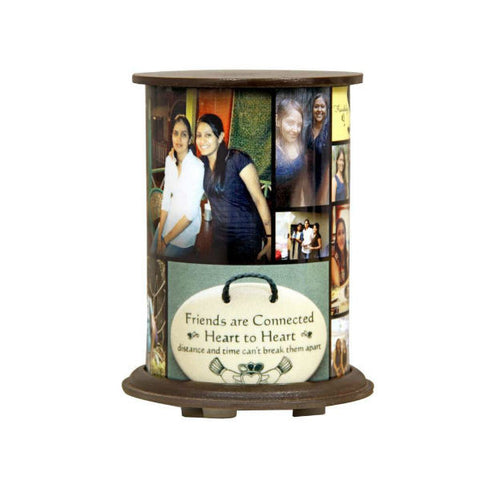 Personalised Small Photo Lamp - Giftingnation - 2