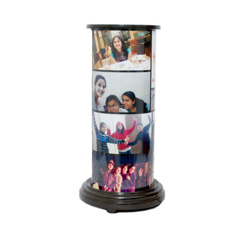 Personalised Table Photo Lamp - Giftingnation - 2
