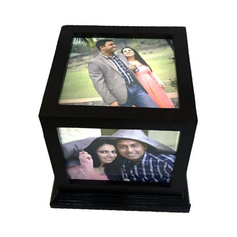 Personalised Cube Photo Lamp - Giftingnation - 2