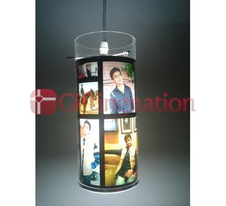 Personalised Hanging Photo Lamp - Giftingnation