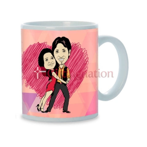 Personalised Photo Mug Just For You - Giftingnation - 1
